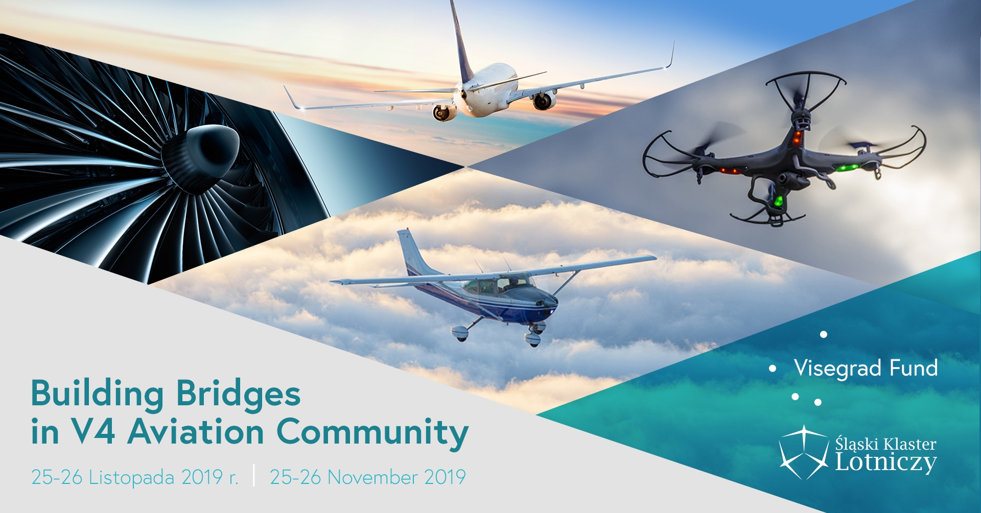 Za nami Building Bridges in V4 Aviation Community