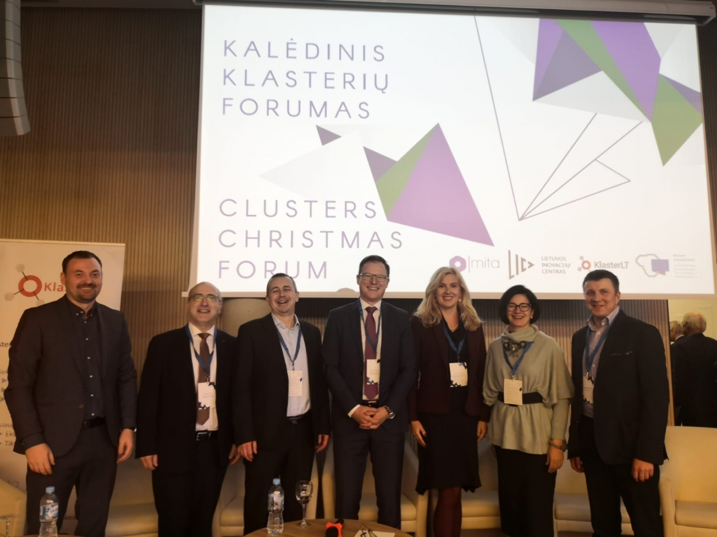 Clusters Christmas Forum 2019, Wilno